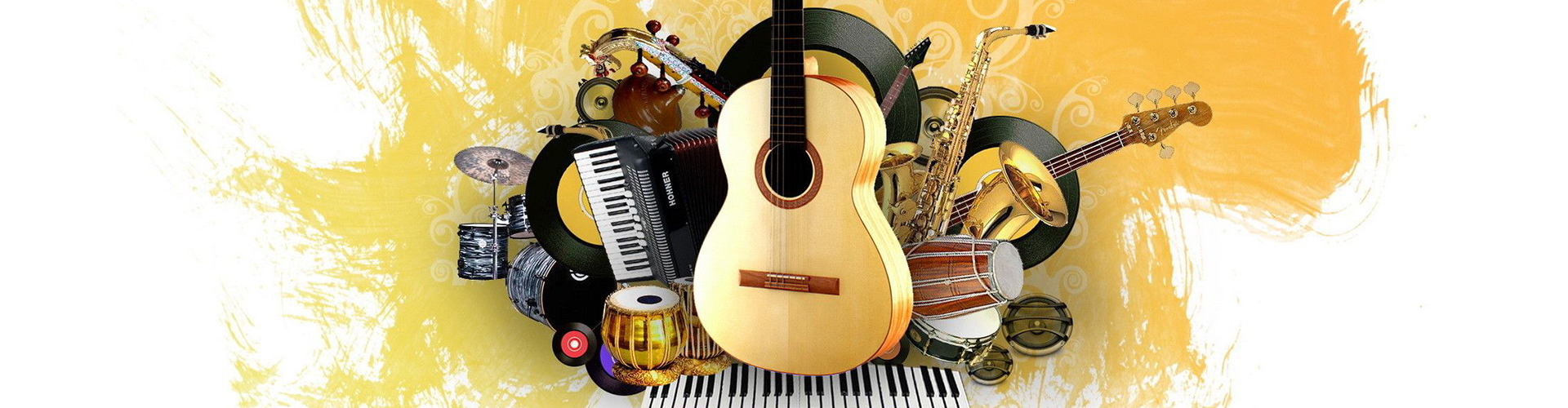013. Music Instruments, tools and Musical equipment's